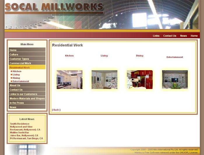 SoCal Millworks