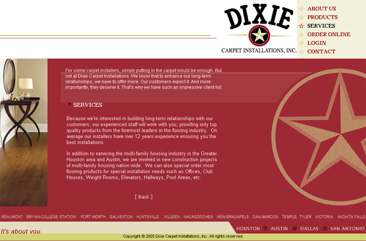Dixie Carpet